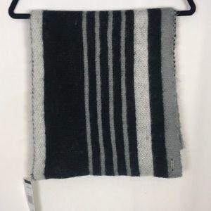Steve Maddan Stripe infinity scarf